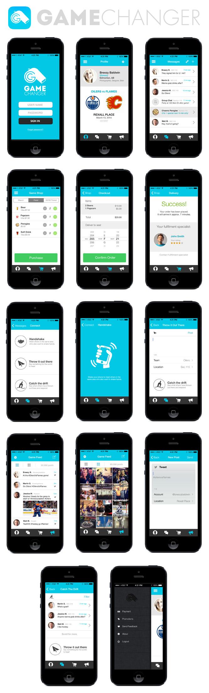 Game Changer App