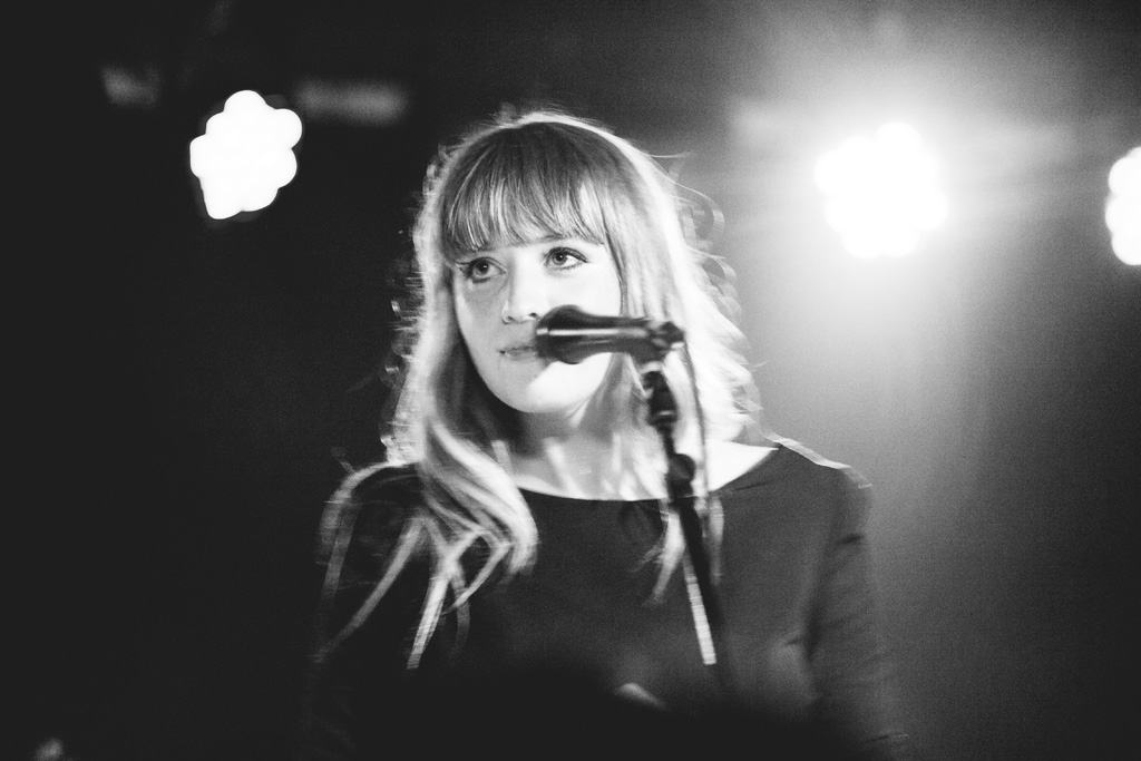 Alexz Johnson Webster Hall